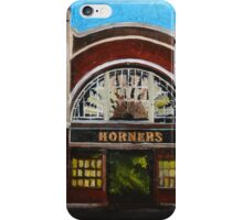 Horners, Hull iPhone Case/Skin
