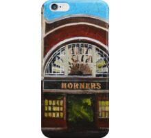 Horners, Hull iPhone Case/Skin