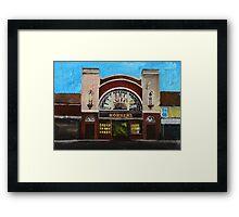 Horners, Hull Framed Print