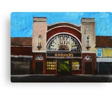 Horners, Hull Canvas Print