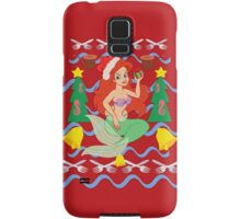 The Merry Mermaid Samsung Galaxy Case/Skin