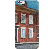 Hull, High Street iPhone Case/Skin