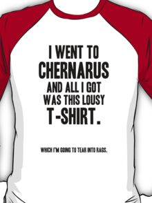 Day Z - I went to Chernarus and all I got was this lousy t-shirt T-Shirt