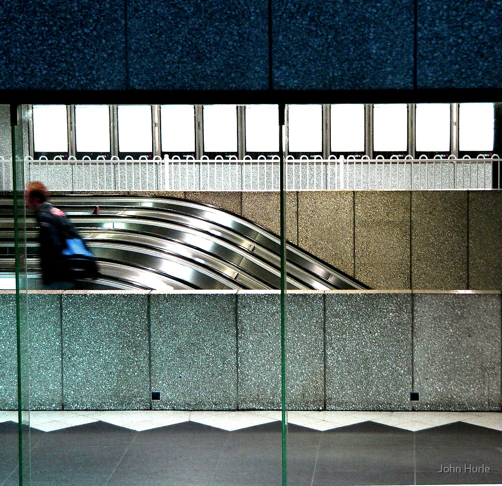 Escalator 1 by John Hurle