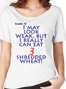 Shredded Wheat! Women's Relaxed Fit T-Shirt