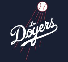 Los Doyers (White)  Kids Clothes