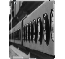 True terror iPad Case/Skin