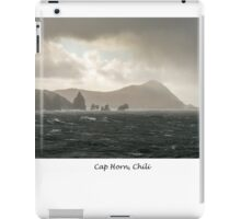 Cap Horn iPad Case/Skin