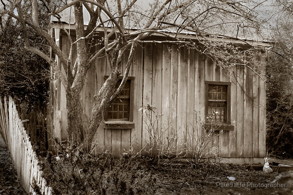 Shed by Paul Jaffe Photographer