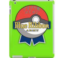 BRA SHIRT Pokéball iPad Case/Skin
