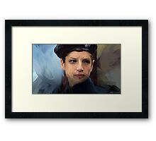 Berlin Defiance Season 2 Framed Print