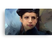 Berlin Defiance Season 2 Canvas Print