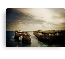 Natural Arch, Great Ocean Road, Victoria Canvas Print