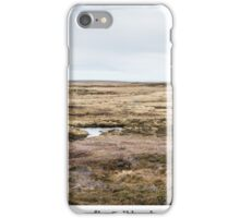 Off road on the Falkland Islands iPhone Case/Skin