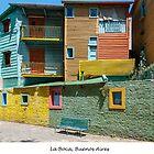 La Boca, Buenos Aires by Jacinthe Brault