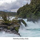 Petrohue Falls, Chile by Jacinthe Brault