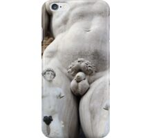 All About Italy. Piece 14 - Florence. David's Tattoos iPhone Case/Skin