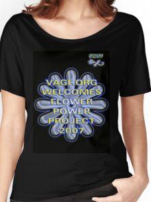 Flower Power 2007 Women's Relaxed Fit T-Shirt