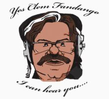 YES CLEM FANDANGO! - Toast of London by Phil Potter