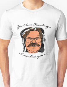 YES CLEM FANDANGO! - Toast of London T-Shirt