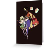 wayward souls Greeting Card