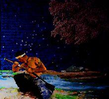 Elemental Series of 5 by Jason  Pettifield