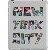 New York City Street Art iPad Case/Skin