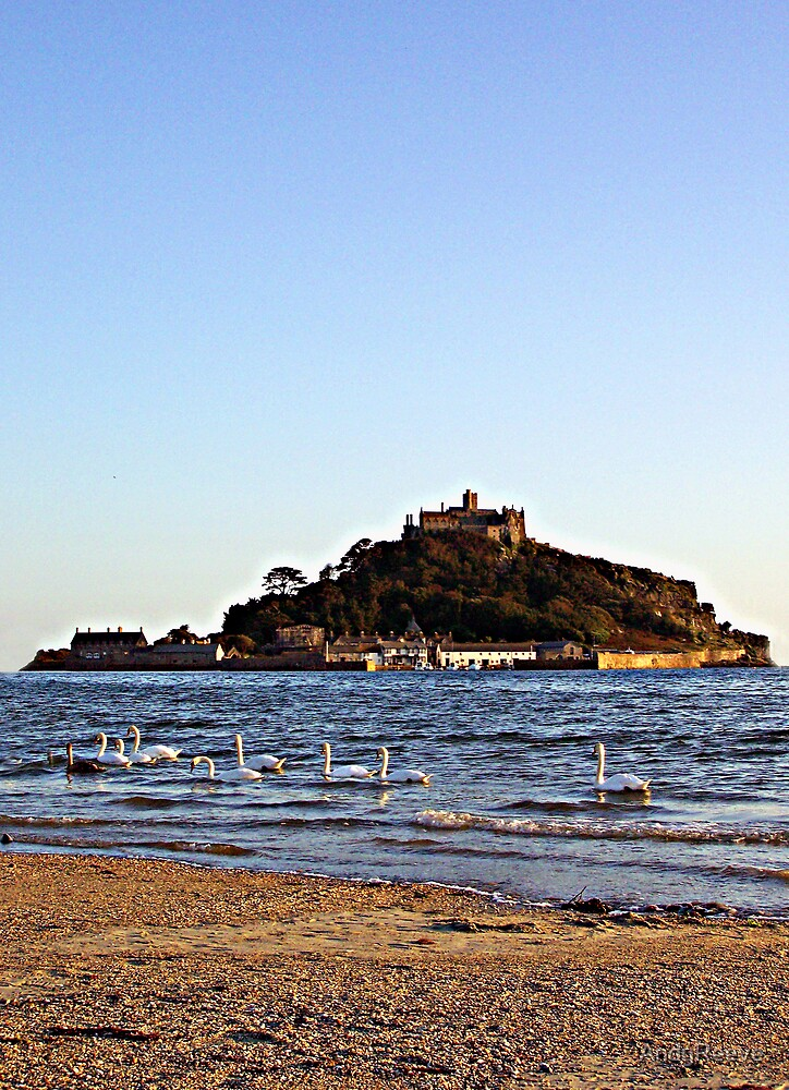 St.Michaels Mount by AndyReeve