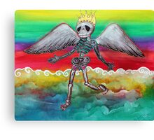 Heaven is for Real Canvas Print