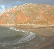 Dunree Beach  Sticker