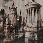 Calton Hill by Nicola  Cairns