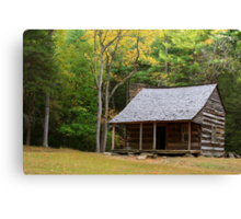Appalachian Autumn   Canvas Print
