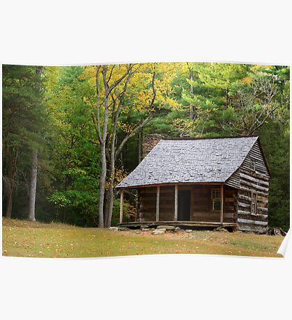 Appalachian Autumn   Poster