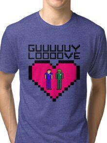GUY LOVE Tri-blend T-Shirt