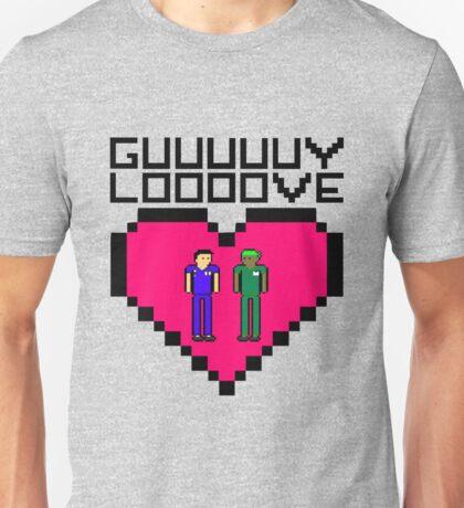 GUY LOVE Unisex T-Shirt