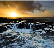 Thors Well A Place Of Magic Photographic Print