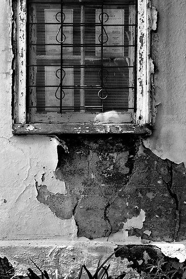 Charleston Window by Xpresso