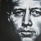 JFK by Nicola  Cairns