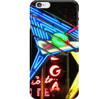 The Neon Martini... iPhone Case/Skin