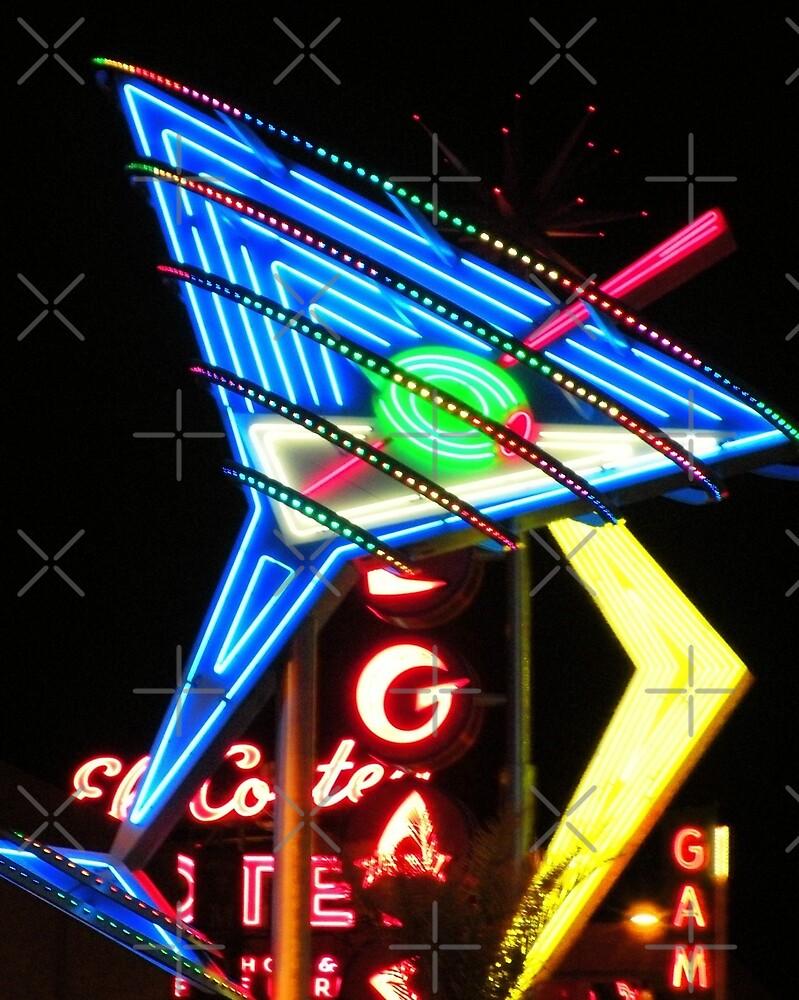 The Neon Martini... by Rita  H. Ireland