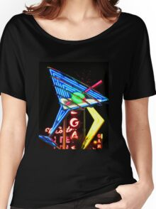 The Neon Martini... Women's Relaxed Fit T-Shirt