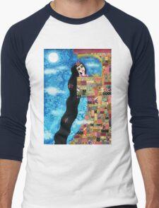 Rapunzels Moon Men's Baseball ¾ T-Shirt