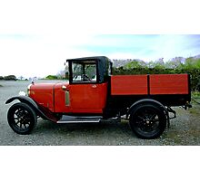 1927 Austin Pickup Photographic Print