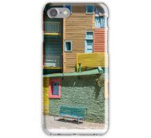 La Boca, Buenos Aires iPhone Case/Skin