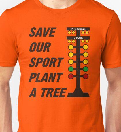 Drag Racing Tree Unisex T-Shirt