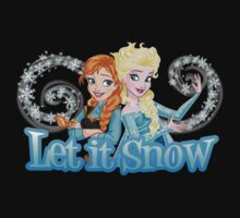 Let it Snow Kids Clothes