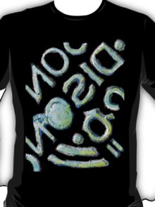 Heavy Metal Abstract T-Shirt