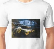 Lower Lewis Falls A Place Of Awe 1 Unisex T-Shirt