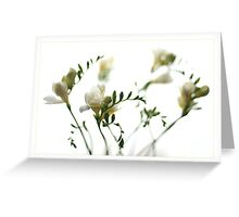 The Whites Greeting Card