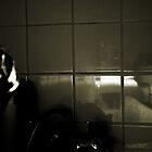 Girl bathing/ Self Portrait by Andreea 's